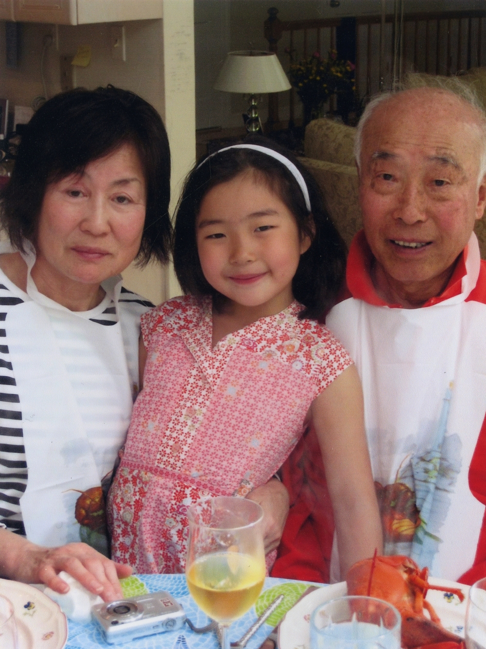 1-Chan Eai & Kook Dong Pae with their granddaughter Chloe.jpg