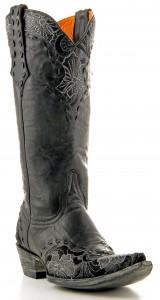 Women's Old Gringo Erin Boots Black #L640-9
