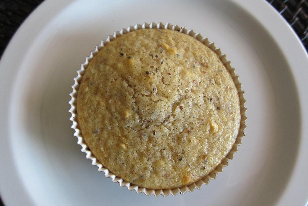 GLUTEN FREE breakfast cakes (LEMON CHIA, cinnamon walnut, GINGER HEMP)