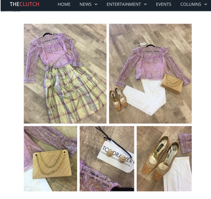 Check out Faith's latest article for TheClutch on vintage styling now.
