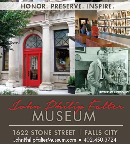 The museum featured in Nebraska Life Magazine.