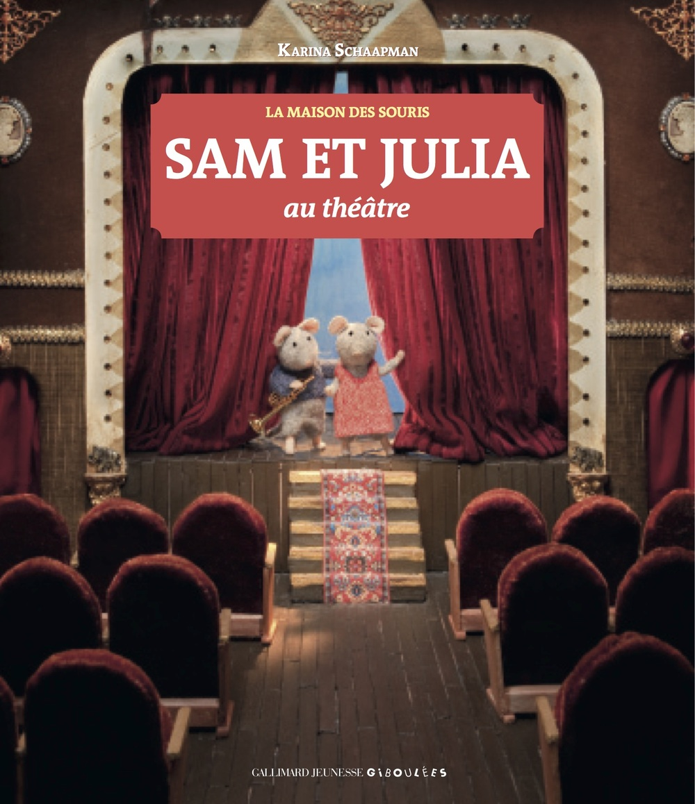 Sam et Julia au theatre