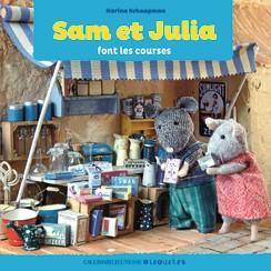 Sam et Julia font les courses
