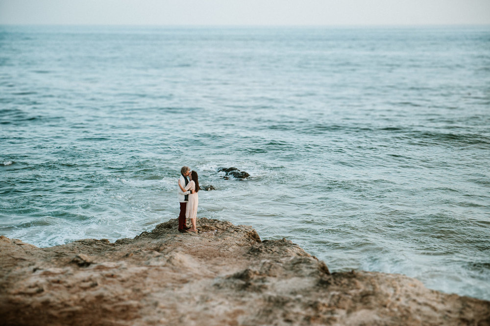 Engagement  | Styled Engagement | Malibu, CA