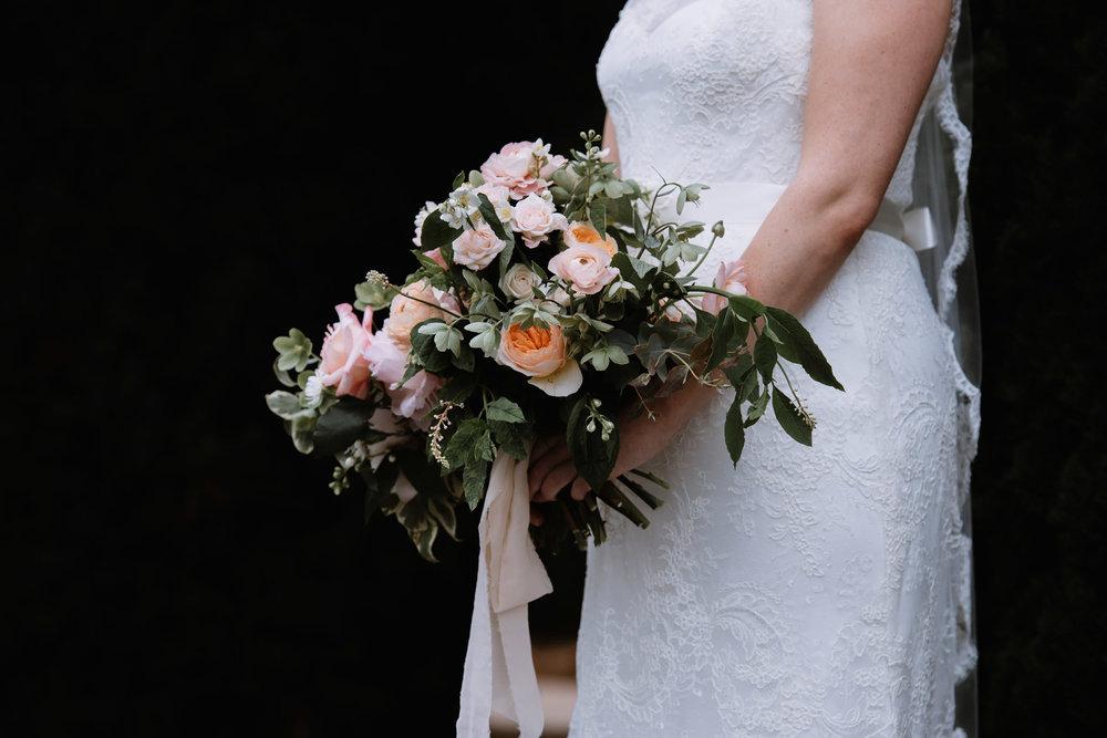 Wedding Bouquet by Native Poppy
