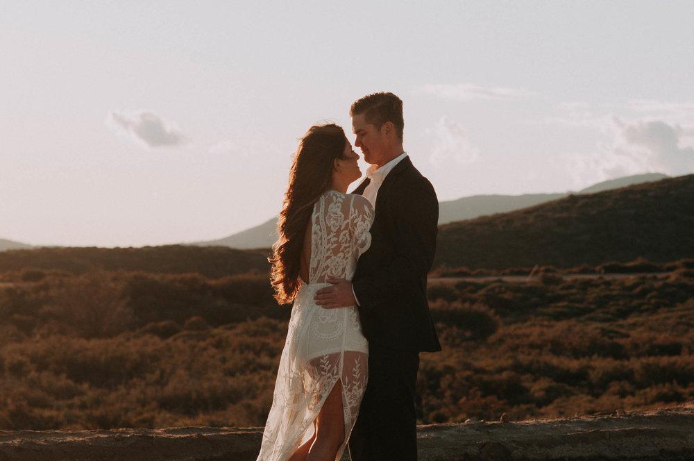 Engagement | Chaylah + Calvin | Mt. Laguna, CA