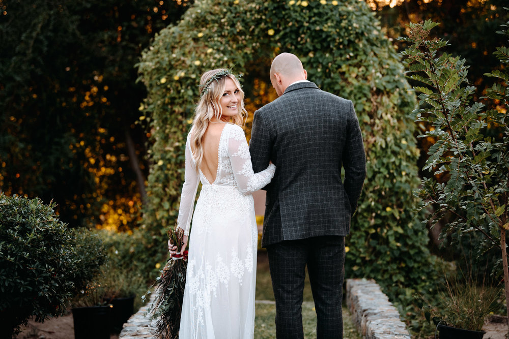 Wedding  | Megan + Dylan | Fallbrook, CA