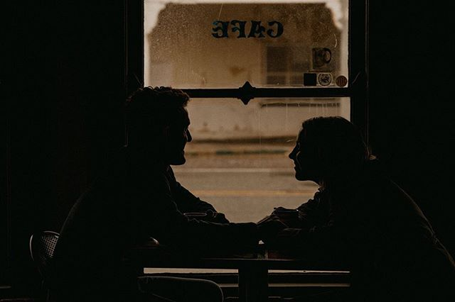 """""""This morning, with her, having coffee."""" Johnny Cash when asked for his description of paradise."""
