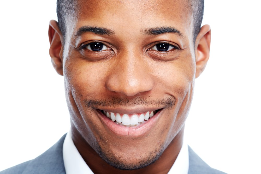 Professional Business Smile
