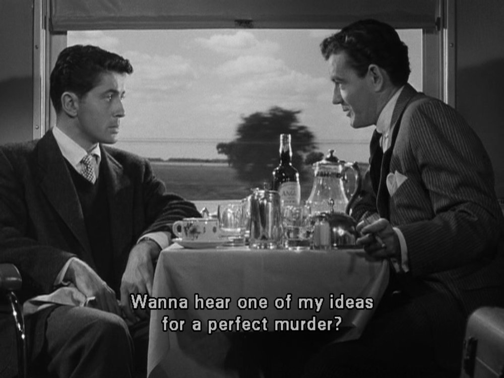 """Strangers on a Train"" (1951)"