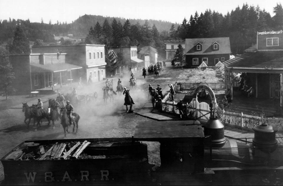 """Come vinsi la guerra"" (1926). Image courtesy of John W. Wilson, Sr., The Cottage Grove Historical Society"