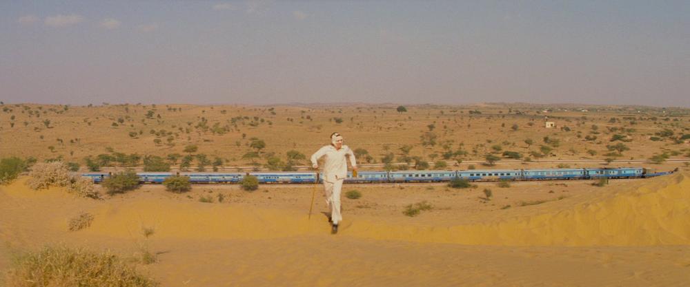 """""""Il Treno per il Darjeeling"""" (2007)"""
