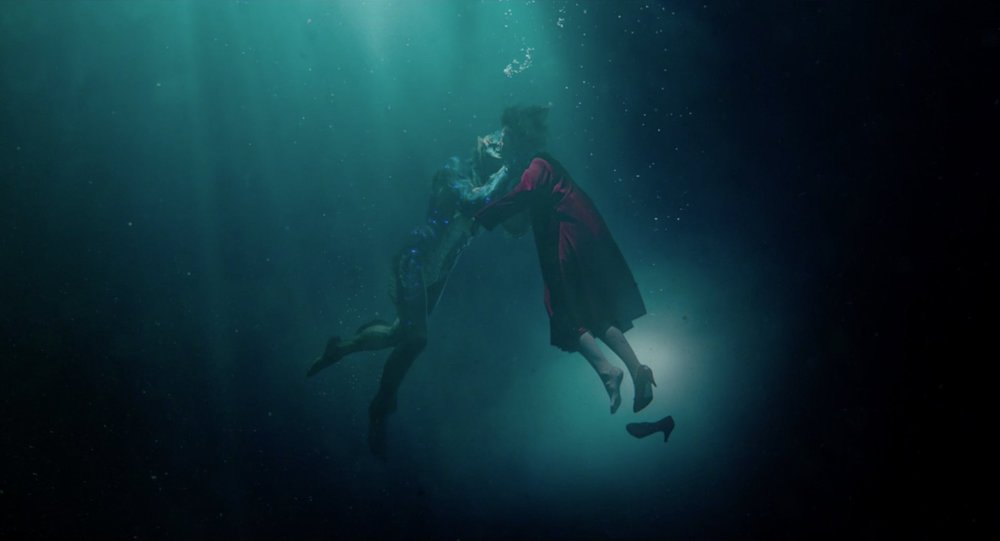 """The Shape of Water""  (2017)"