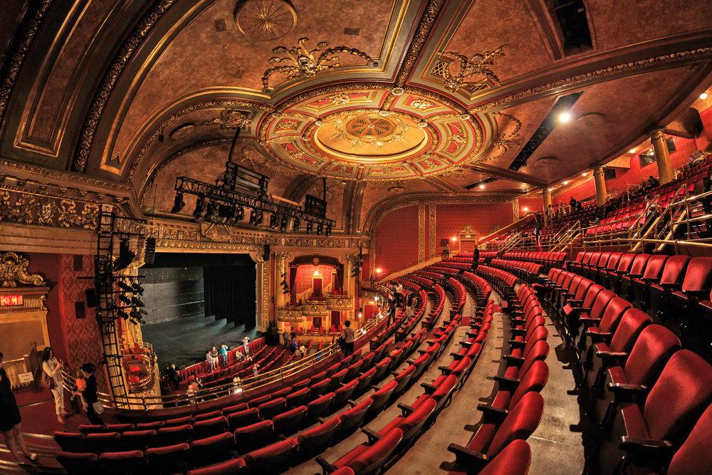 Elgin Theatre, Toronto, Canada.