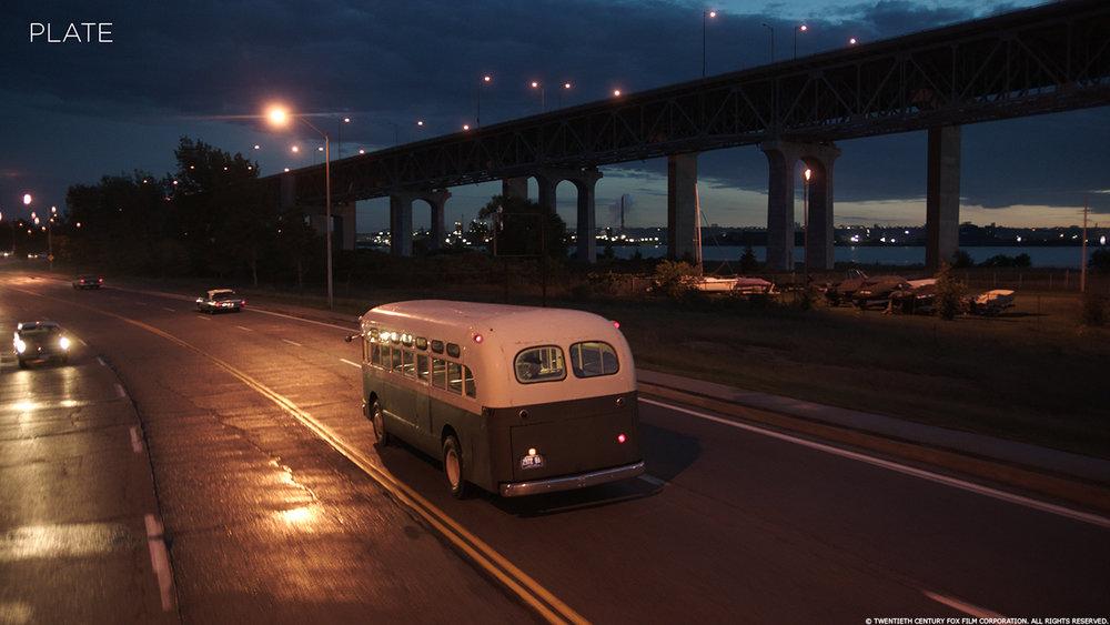 Keating Channel, Toronto, Canada. Immagine senza effetti visivi. Da: www.artofvfx.com