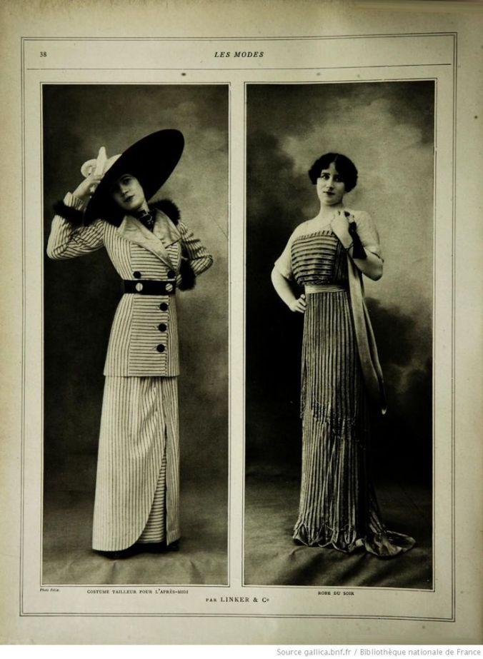 Les Modes, 1912, per Linker & Company