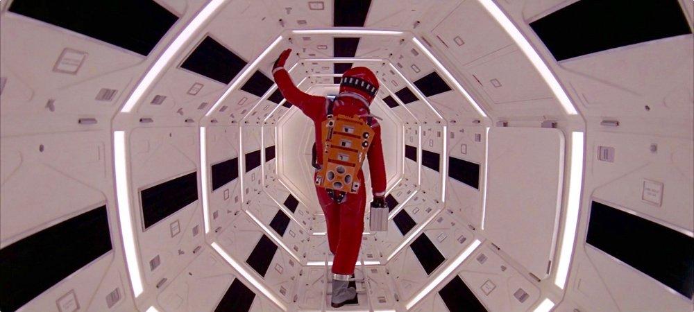 """""""2001: Odissea nello spazio"""" (1968) Stanley Kubrick"""