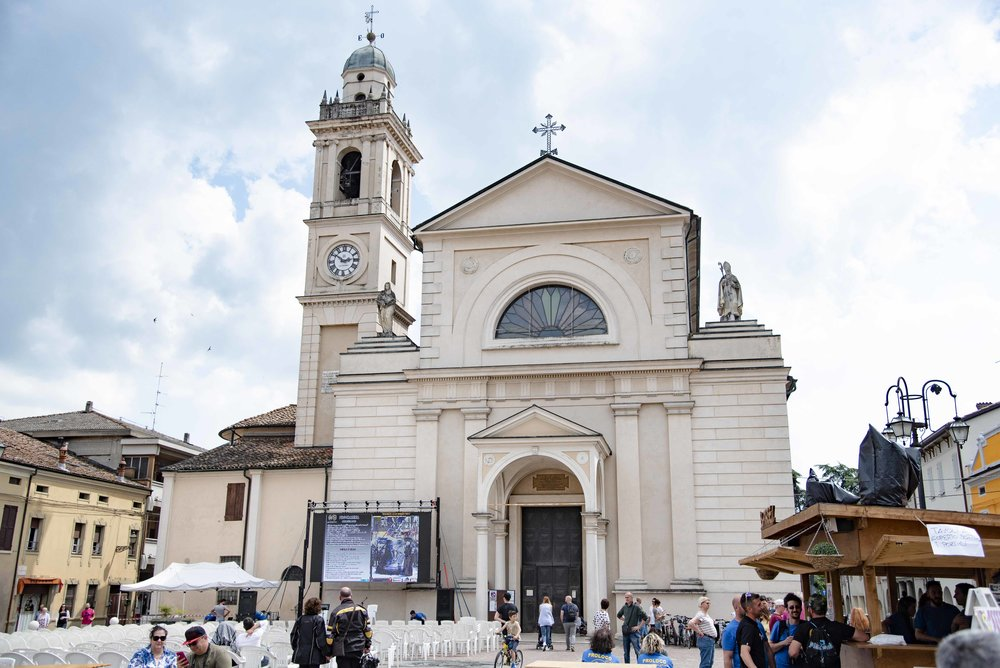 Chiesa di Santa Maria Nascente. Foto di Valerio Greco