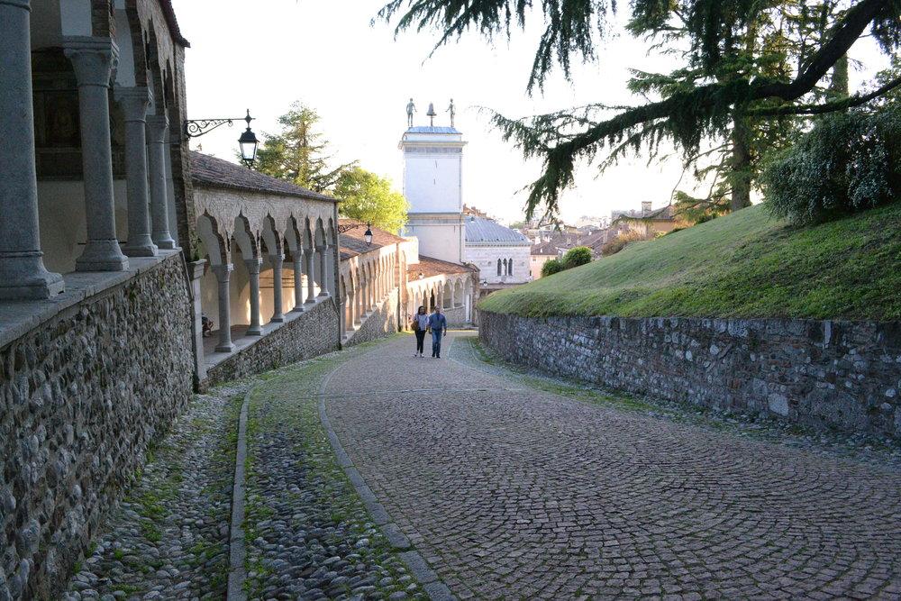 Porticato del Lippomano, Udine. Foto di Greta Cinalli