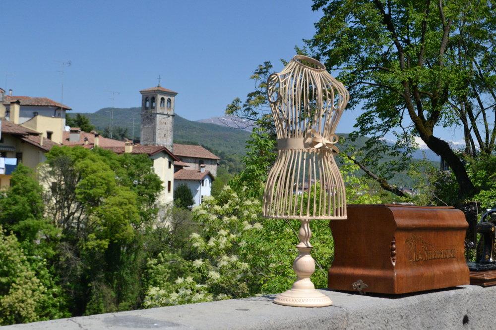 Cividale del Friuli, mercatino dell'antiquariato. Foto di Greta Cinalli