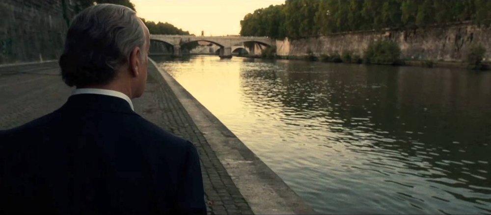 Toni Servillo in  La Grande Bellezza  (2013) di Paolo Sorrentino - Roma