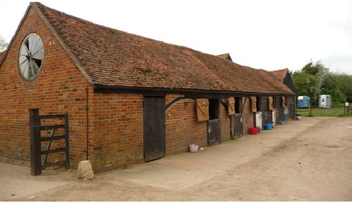 Stockers Farm, Hertfordshire,