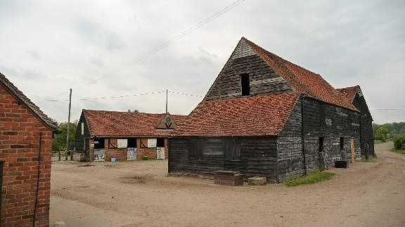 Stockers Farm, Hertfordshire