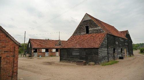 Stockers Farm, Hertfordshire