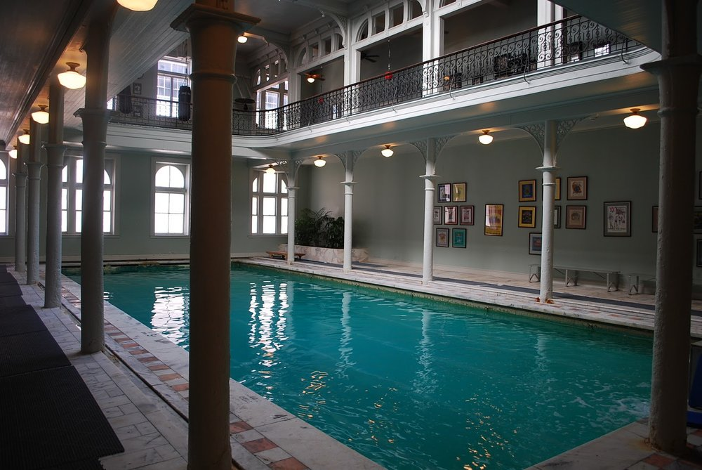 New Orleans Athletic Club, 222 N Rampart St, New Orleans