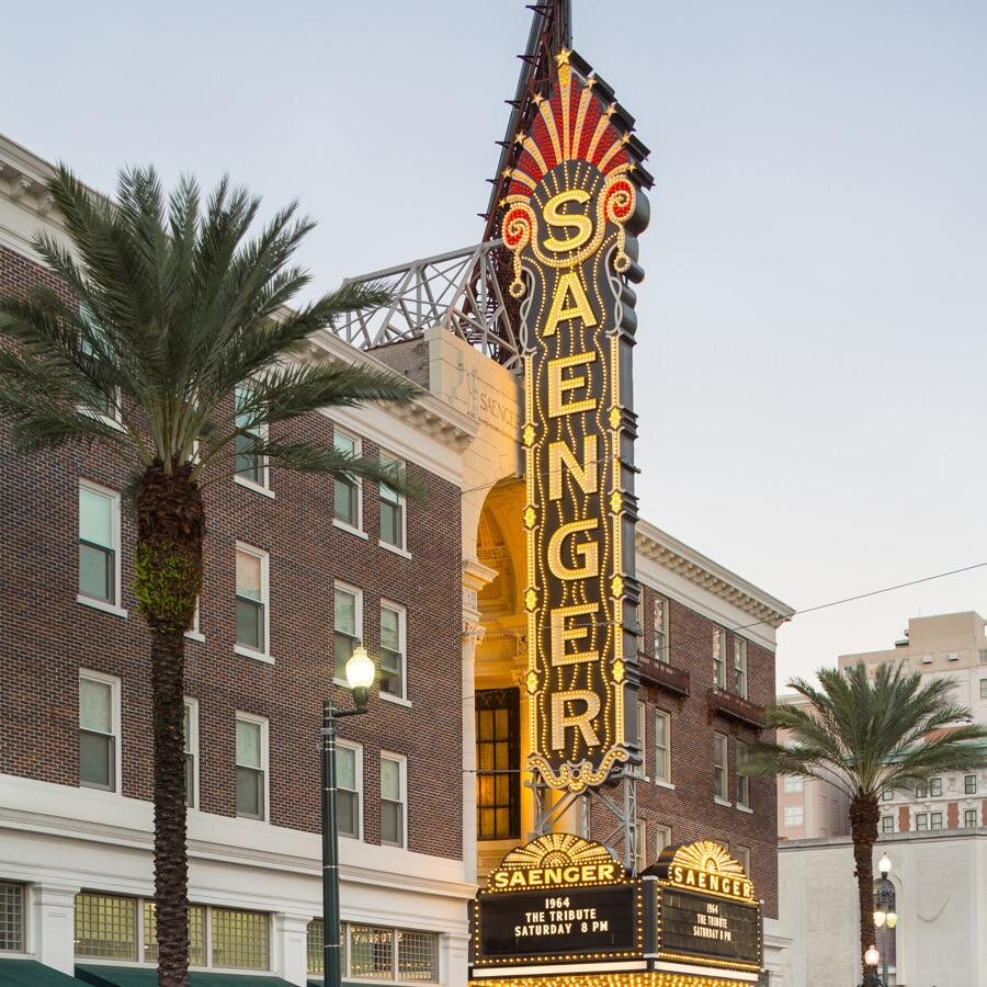 Saenger Theatre, 1111 Canal St, New Orleans