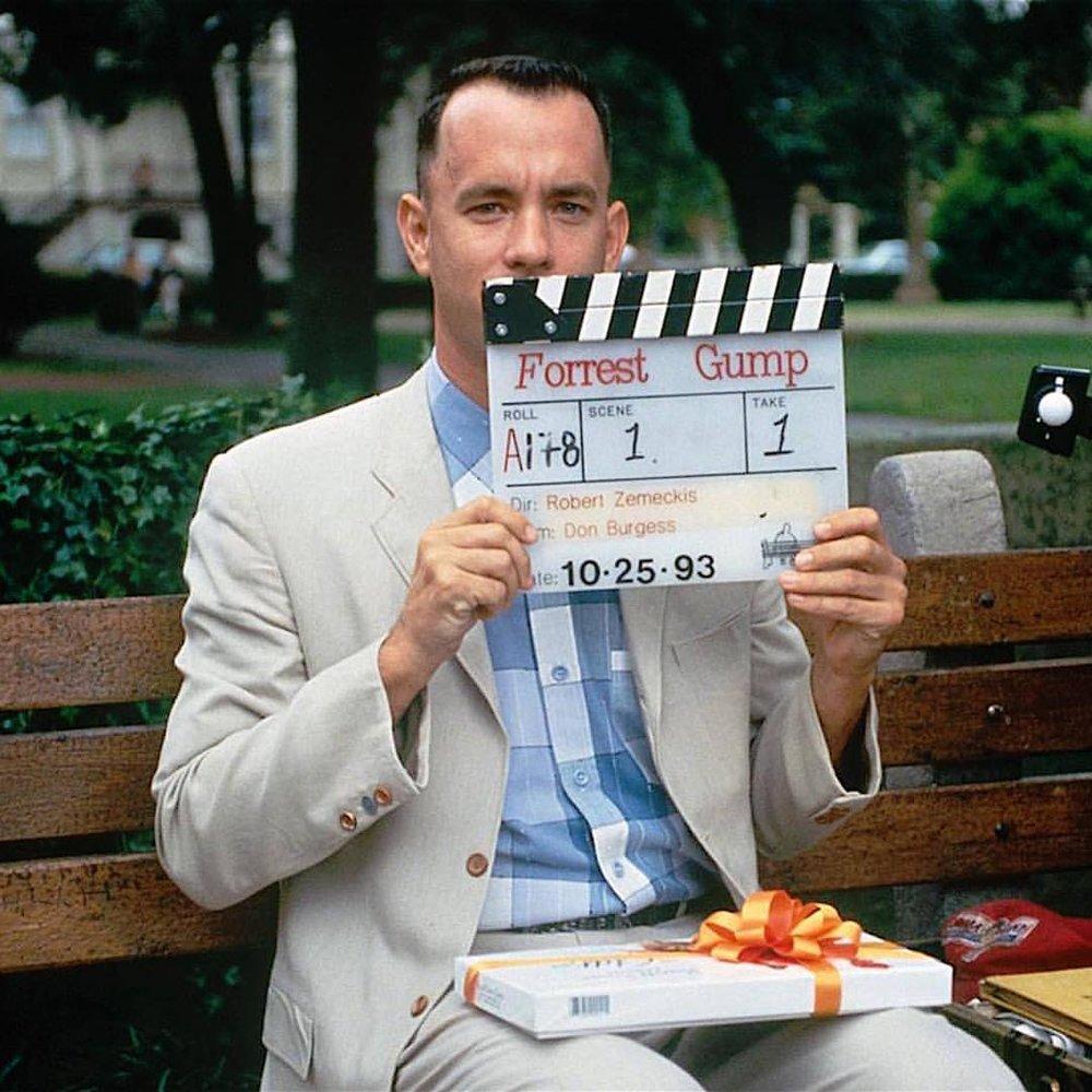 """""""Forrest Gump""""  (1994)"""