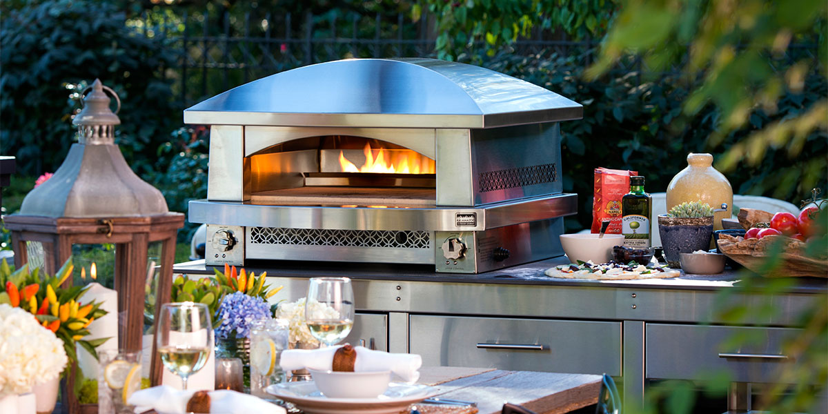 Kalamazoo's Countertop Pizza Oven