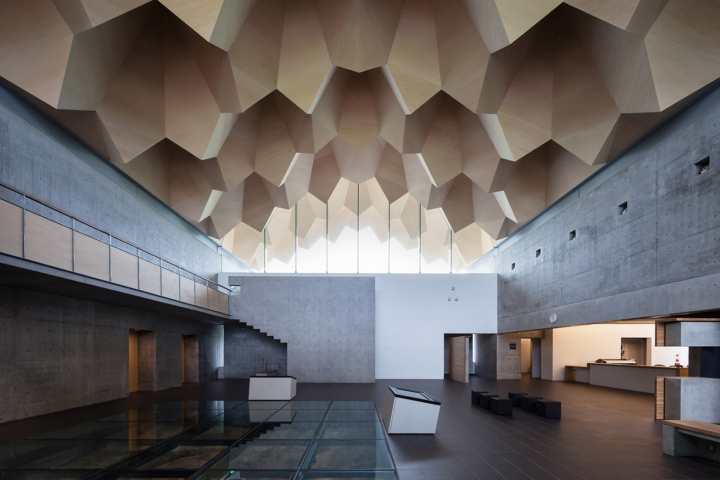 Miyahara-Jomon-Museum-by-Furuichi-and-Associates-Fukushima-Japan