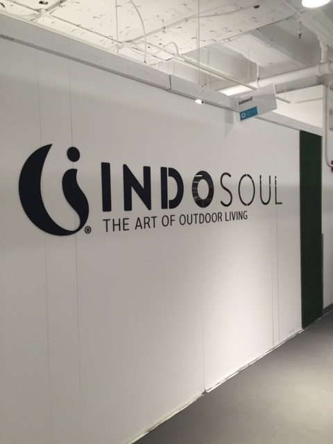 Saving the best for last, My favorite vendor at the exhibit - Indosoul