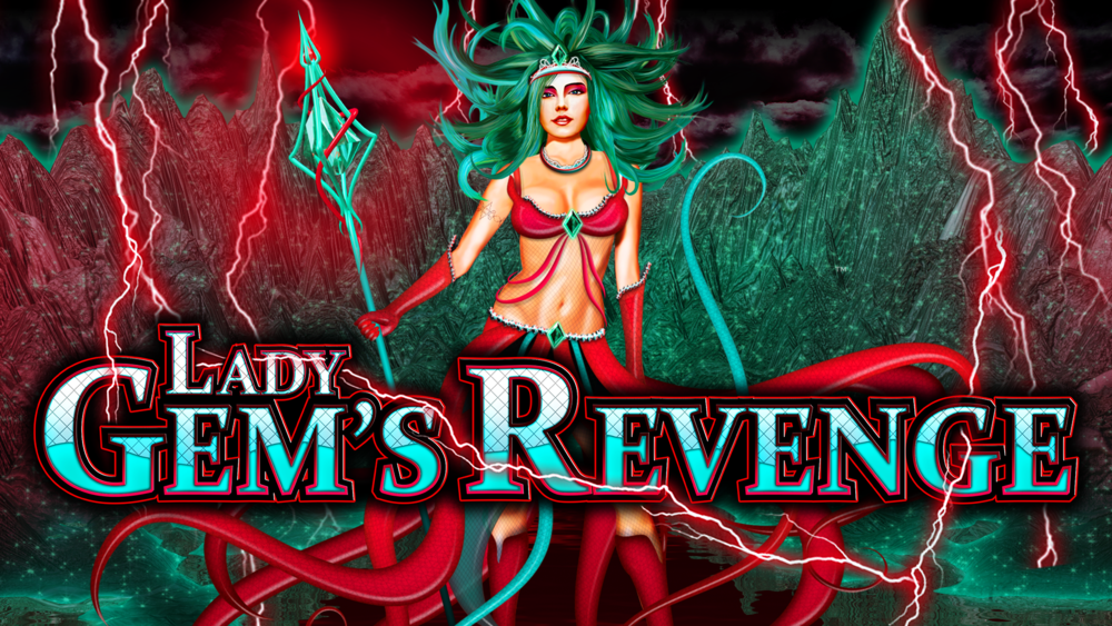 Lady Gem's Revenge™ - Top Screen