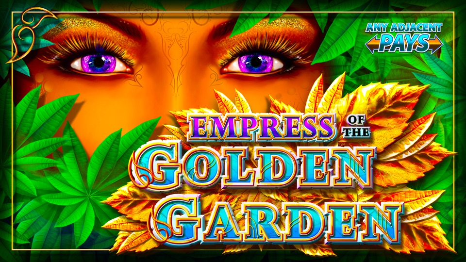 Empress Of The Golden Garden™ - Step into this mysterious garden!