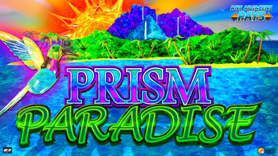 Prism Paradise™ - Crystal blue waters and pristine beaches!