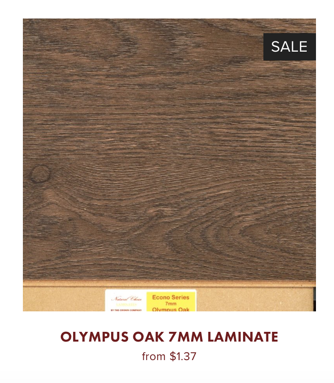 Olympus Oak 7mm laminate on sale