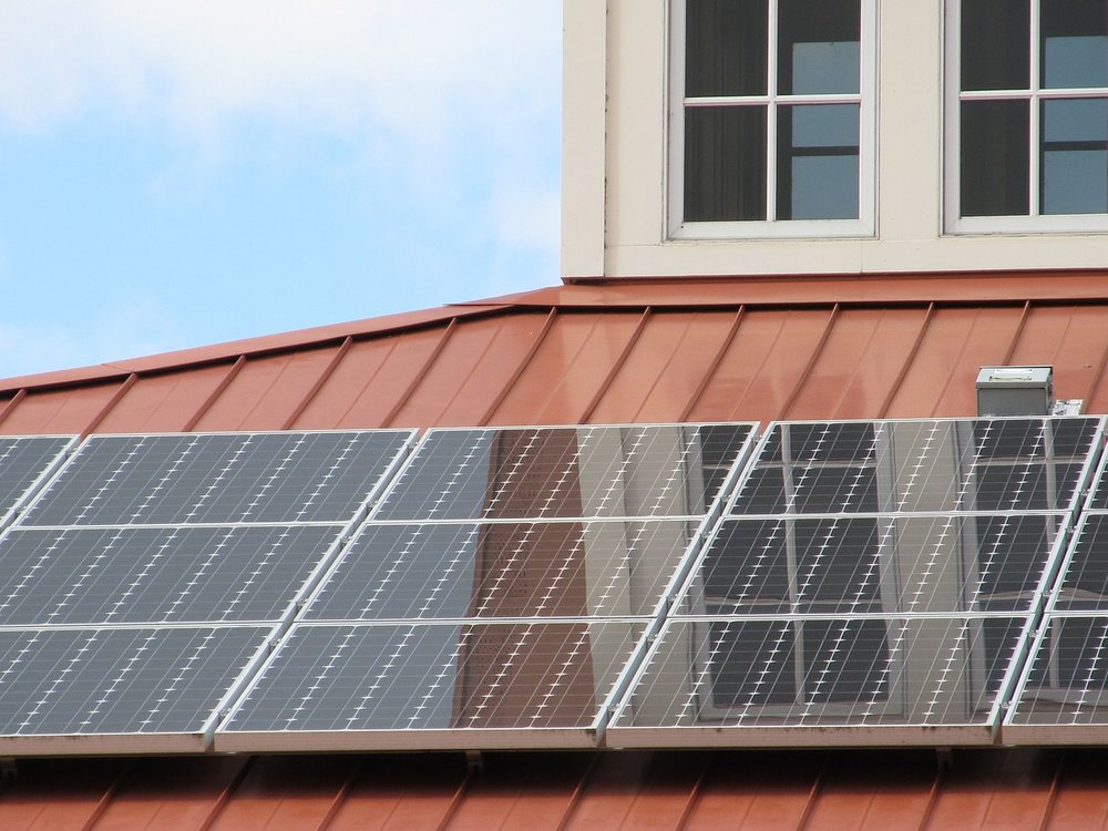 30% tax credit on solar panels, home improvements