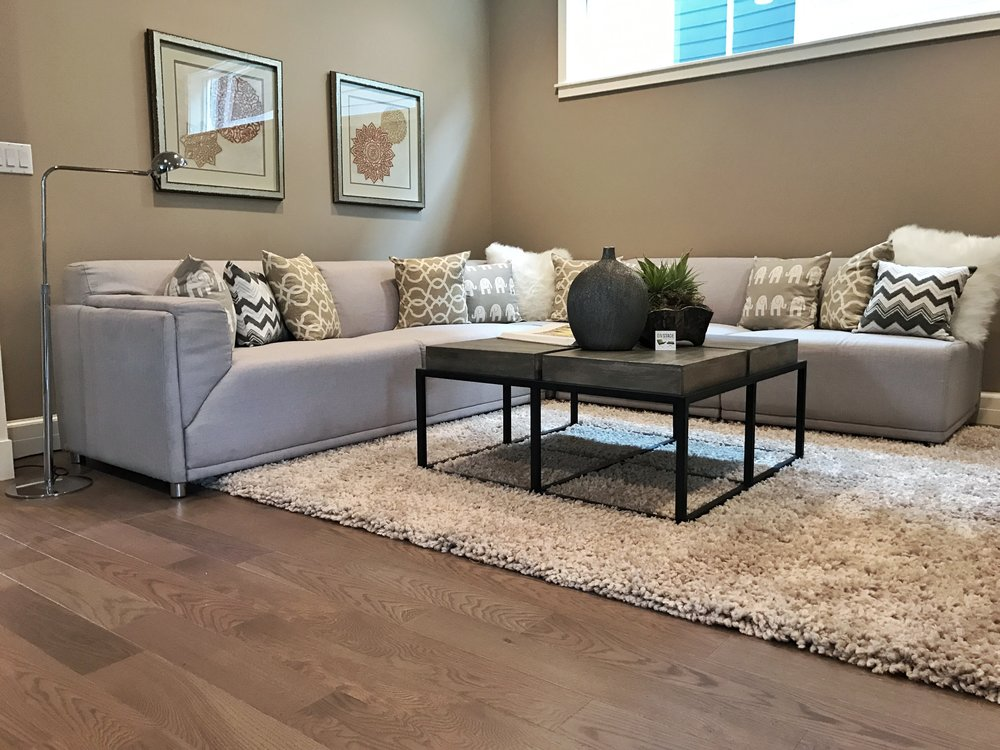 living room hardwood flooring portland, OR