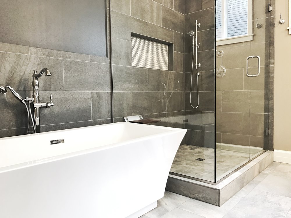 bathroom tile portland, OR