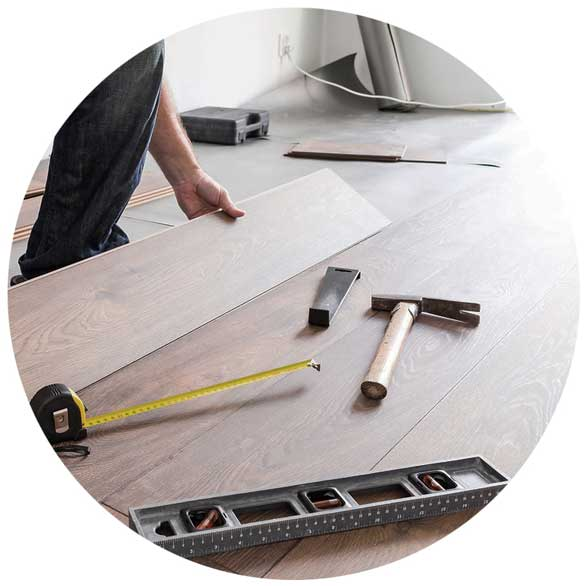 Image of Hardwood flooring Installation Cost Price Quote in Portland, OR