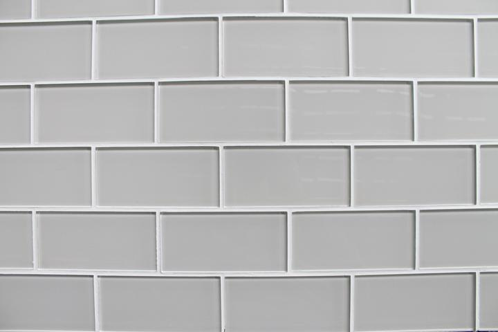 Gray Subway tile at Divine Hardwood & stone