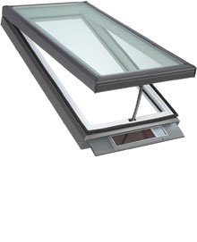 Solar Fresh Air Skylights