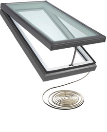 Electric Fresh Air Skylights
