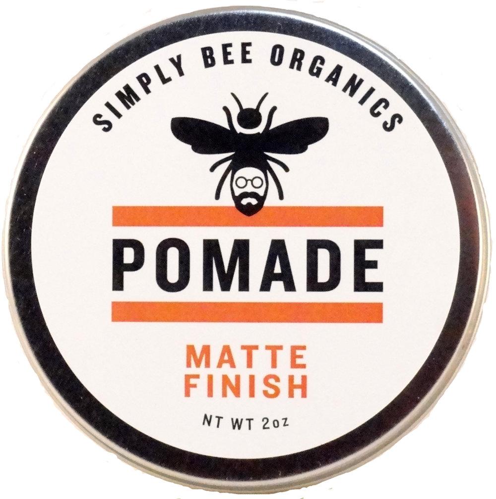 Organic Pomade