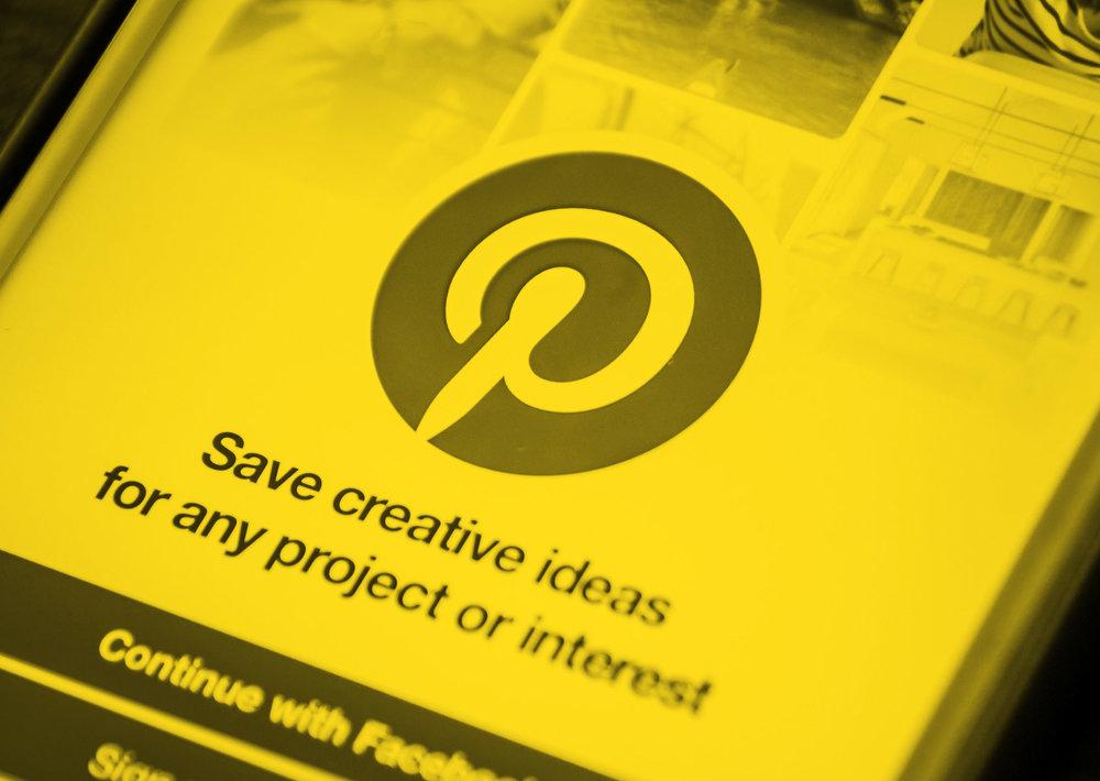 Pinterest marketing, visual content marketing