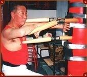 Chan Tai San Kung Fu Master