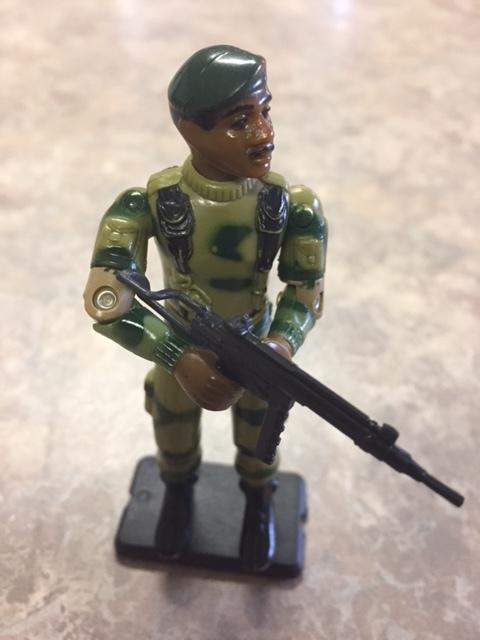 G.I. Joe Stalker 1983.