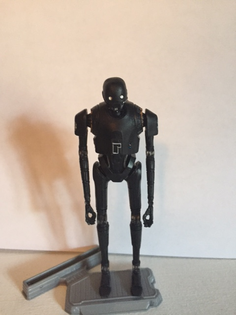 K-2SO is an intimidating and impressive looking action figure